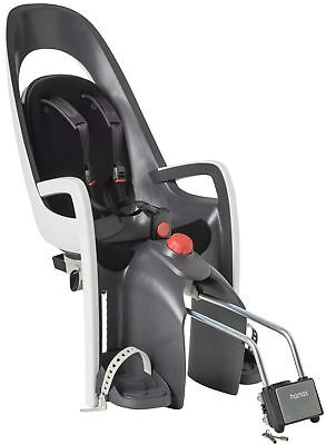 Hamax Caress Rear Child Bike / Bicycle Seat Carrier with Lockable Bracket