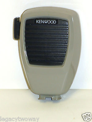 Kenwood Palm Microphone KMC-27 MIL SPEC Microphone Head Only No Cord *OEM*