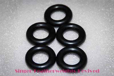 New 15287A Universal Medium Bobbin Winder Tire / Rubber Ring (5 Pack)