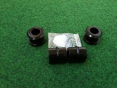 Stabilager PU Lager 24mm Opel Calibra Vectra A Astra F schwarz Polyurethan