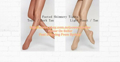 Shimmery / Glossy Tights -  for Ballroom, Jazz and Tap Dance