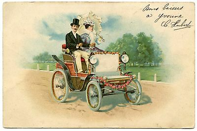 Amour. Love. Mode. Fashion. Automobile Ancienne. Old Car