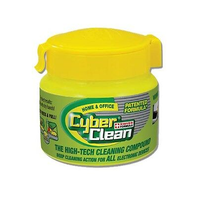 Computer Keyboard Mobile Phone CLEANING PUTTY/Gel - Cyber Clean 145g Tub