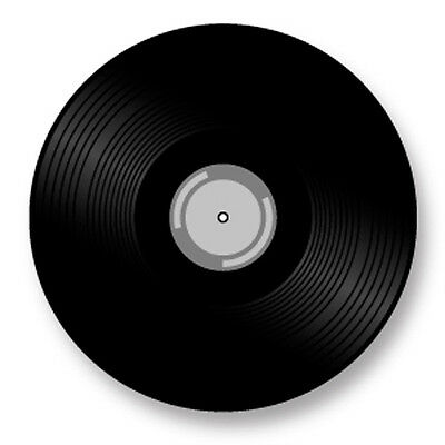 PORTE CLÉ KEYCHAIN Ø45mm Disque Vinyl 45 Tours DJ - EUR 2,99 | PicClick FR