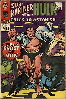 Tales To Astonish #84 - FN