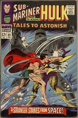 Tales To Astonish #88 - FN