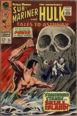 Tales To Astonish #96 - VG+