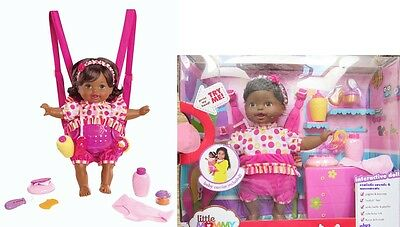 """Little Mommy """"Laugh & Love"""" Baby Interactive Baby Doll (African American)"""