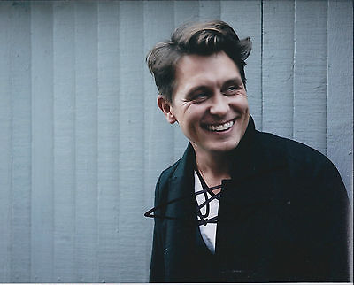 Mark OWEN SIGNED Autograph 10x8 Photo AFTAL COA Take That Authentic RARE