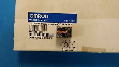 (1 pc)G6CK-2117P-US-DC3 RELAY GENERAL PURPOSE DPST 8A 3V