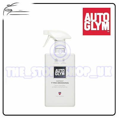 Autoglym Instant Tyre Dressing Back to Black 500ml