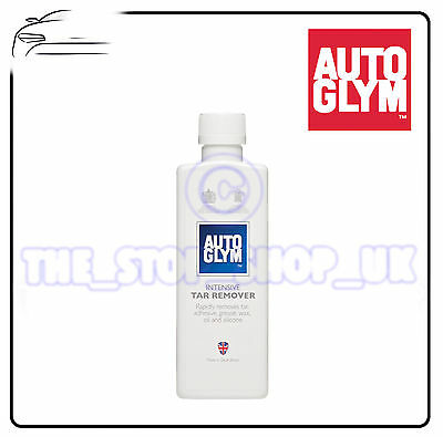 Autoglym Intensive Tar Remover Road Surface Paint Plastics 325ml
