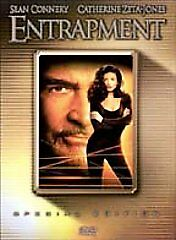 Entrapment (DVD, 2000, Special Edition)