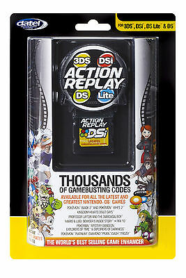 Action Replay DSi (3DS Compatible)