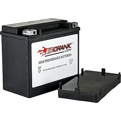 Big Crank ETX16 Battery - NEW - Made in USA [ETX-16]