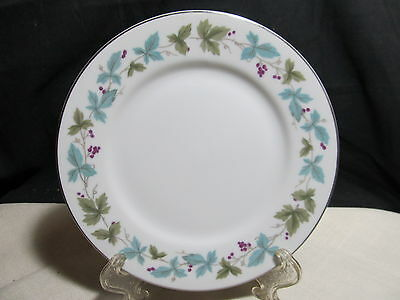 "Vintage by Fine China of Japan Set of 4 (four) 6 1/4"" Bread and Butter Plates"