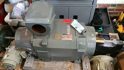 Ge general electric 30 hp 3 phase motor frame 326u 440 for 75 hp electric motor amps