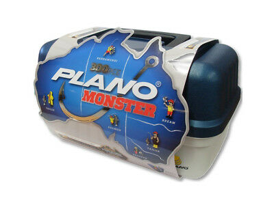 Plano Monster Fishing Tackle Box With 300 Pieces of Fishing Tackle - Tackle Kit