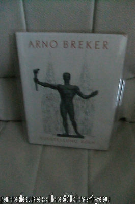 1943 Vintage German Arno Breker Pocket Book with 56 pictures Exhibition Cologne