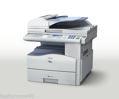 Ricoh MP 161 Multifunction Mono Multifunction with Copy ColourScan Fax and Print