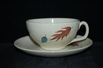 Franciscan Autumn Cup and Saucer #1