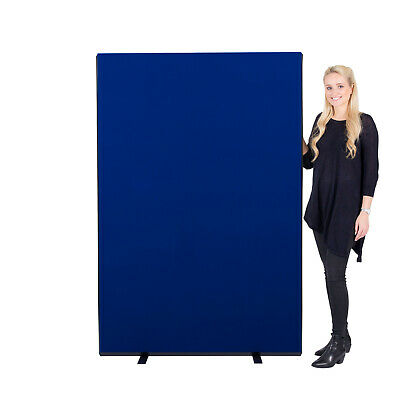 5 Pack Value Office Screens Partition Divider 1200mm W x 1800mm H - 5 Colours