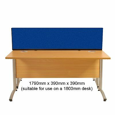 Desk Top Screens / Partitions/ Dividers 1790mm x 390mm x 390mm Panel Warehouse