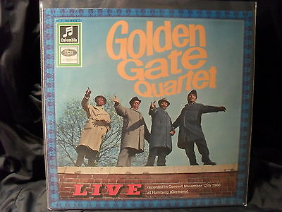 Golden Gate Quartet - Live