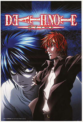 0175 Death Note Japanese Animation Cartoon POSTER PRINT A4 A3 BUY 2 GET 1 FREE