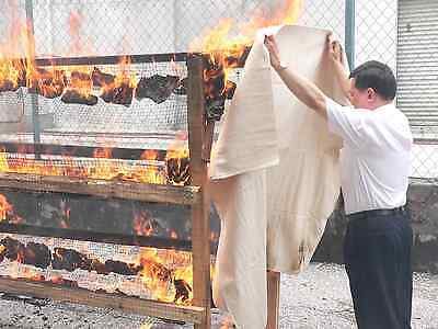 """FIRE Protective Blanket with Storage Case - 48""""x72""""  - SALE PRICE -"""