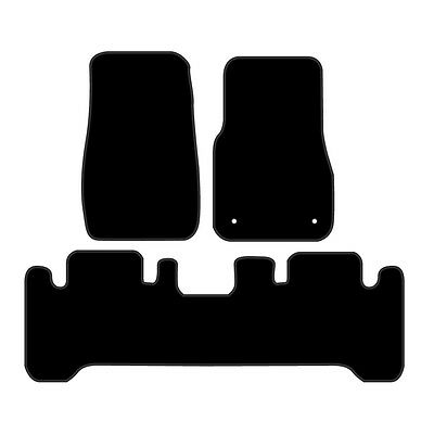 TO FIT: Toyota Landcruiser 80 Series - (1990-1998) - Tailored Car Floor Mats