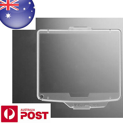 Hard LCD Cover Screen Protector Nikon D300 / D300s - BM-8 AUS POSTAGE - Z156
