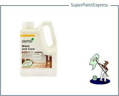 Osmo Wash & Care 8016 For Regular Cleaning of Floors - 1 ltr 1 Litre