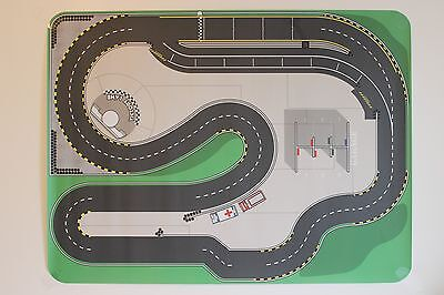 1:64th Kids Road Course Race Track Vinyl Track In Stock Free Shipping