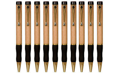 Christmas Gift-Personalized Engraved -10 Maple Pen-FREE SLEEVE, ENGRAVING