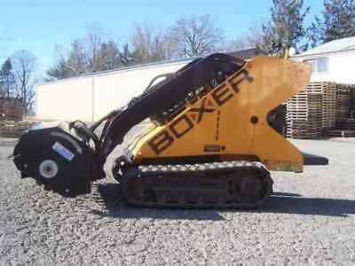 """Mini Skid Steer Roto-Tiller 48"""" - Contact us for Adapters!"""