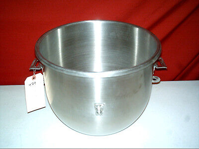 NEW 20 QT STAINLESS MIXING BOWL FITS HOBART 20 Quart Mixer A200