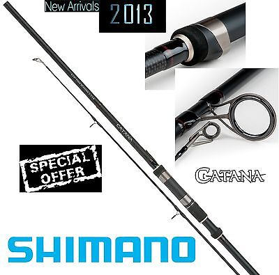 Shimano Catana CX Specimen 12-300 3,60m - unglaublicher Drillspass!