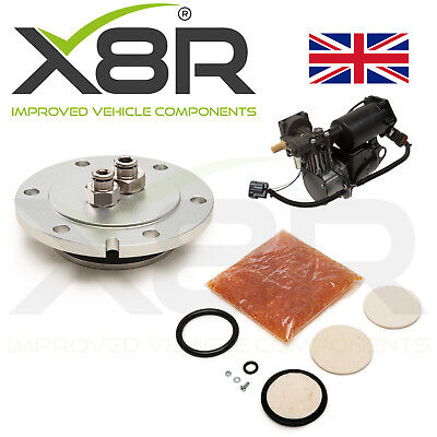 For Land Rover Discovery 3 4 Range Rover Sport Air Compressor Filter End Cap Kit