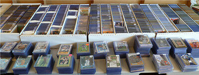 PREMIUM Sports Cards--NO JUNK! $30 Opening Bid for $130 BV Lot--FREE SHIPPING!