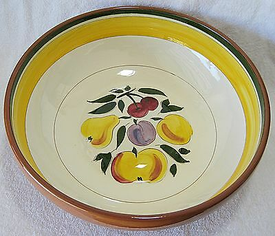 STANGL FESTIVAL SERVING BOWL - 12 INCHES