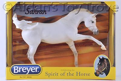 Breyer Horse Sahran 1721 - Traditional Arabian Chalky White