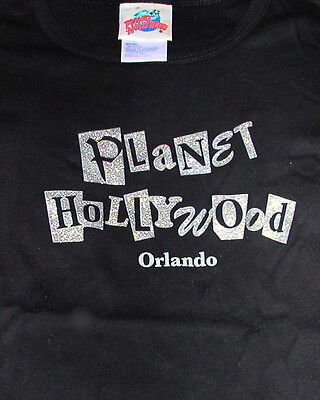 Planet Hollywood - Orlando - Baby Doll T-Shirt - Size: Medium
