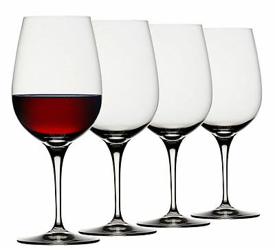 Benzer Vineyard - Bordeaux Set of 4 OVERSIZED Wine Glasses 624ml    (Made in Ger