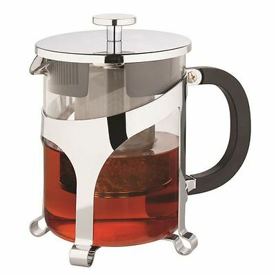Avanti - Contempo Tea Press Glass and Chrome 4Cup Teapot 600ml