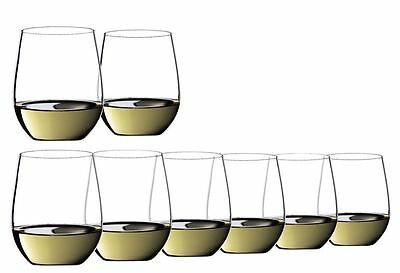 Riedel - 'O Series' Pay 6 Get 8 Viogner Chardonnay 320ml<br>(Made in Germany)