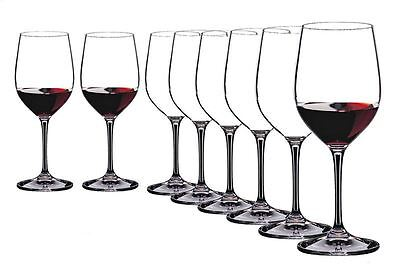 Riedel Vinum - Bordeaux 610ml Free Gift - Pay 6 Get 8 Pack   (Made in Germany)