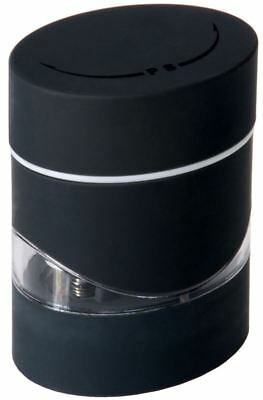 Zuhause - Duo 2 in 1 Salt and Pepper Mill 10.5cm Charcoal