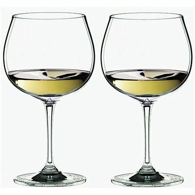 Riedel Vinum - Oaked Chardonnay 600ml Set of 2 (Made in Germany)