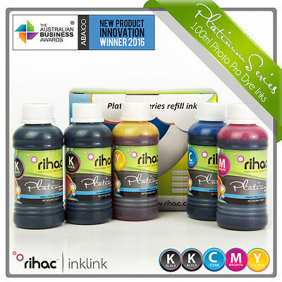 RIHAC Refill ink for Epson 273 273XL cartridge XP620 XP-720 XP-820 CISS Bulk INK